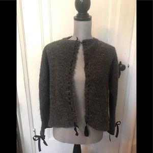 Alexia Von Beck Wool Cardigan/Jacket